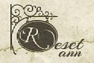 Reset ann  | リセット アン  のロゴ