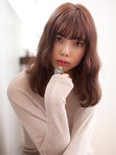ちょっと背伸びして大人女子♪『透明感ウエーブ』|CREER 塚口店 田端 美香のヘアスタイル