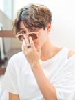 Summer short-太陽が似合うベリーショート
