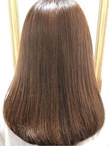 【女王のヘアエステ】回数を重ねるごとに髪の毛がキレイに?!|salon de QUEENのヘアスタイル