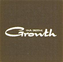 HAIR DRESSING Growth  | ヘアー ドレッシング グロース  のロゴ