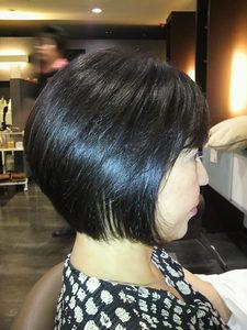 ショートグラ|HAIR DRESSING Growthのヘアスタイル