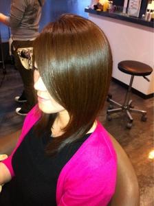 レイヤースタイル♪|HAIR DRESSING Growthのヘアスタイル