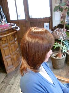 カットで髪をエステする、エステティックカット|美容室 エステティカ 練馬高野台駅のヘアスタイル