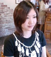 あの「どんだけ〜」で有名なカリスマ美容家IKKOさんも愛用している電子トリートメント『M3.4』をたっぷりと使うことにより自分の髪とは信じられないほど、美しい髪になることをお約束いたします。|美容室 エステティカ 練馬高野台駅のヘアスタイル