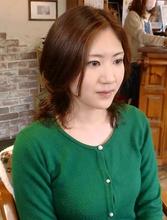 広がる髪をお手入れ簡単ヘアスタイルに|美容室 エステティカ 練馬高野台駅のヘアスタイル