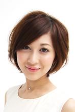 20代〜40代ミセスにお勧め♪フェミニンショート|stemのヘアスタイル