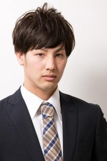 ビジネスショート|PREGOのヘアスタイル