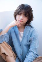 抜け感シースルーボブ|CLAN 安斎 裕一郎のヘアスタイル
