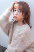 ヘルシーひし形レイヤー CLAN キドコロ エリカのヘアスタイル
