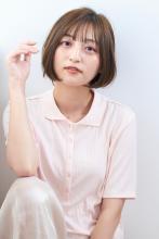 切りっぱなしボブ|CLAN 寺島 寿則のヘアスタイル