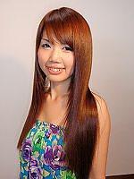 つるサラストレート|ヘアエステ アルファのヘアスタイル