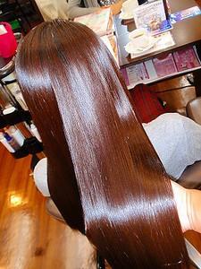 美髪フォトコンテスト入選作品|ヘアエステ アルファのヘアスタイル