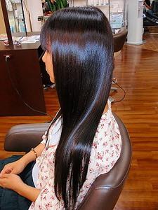 ダークなブラウン|ヘアエステ アルファのヘアスタイル