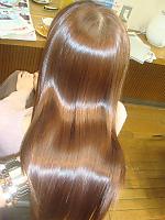 さらつやしっとりロング|Hair Esthete avareのヘアスタイル