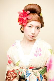花|unpeu hair 桂店のヘアスタイル
