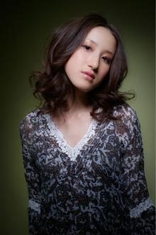 コケティッシュミディ|unpeu hair 桂店のヘアスタイル