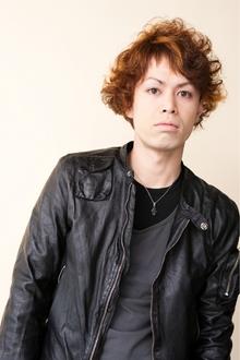 脱草食系男子カール|unpeu hair 桂店のヘアスタイル
