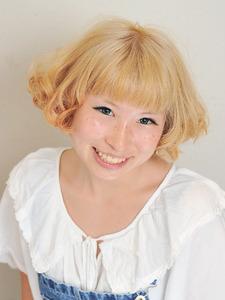 doll girl unpeu hair 桂店のヘアスタイル