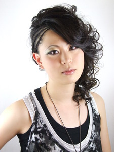 Bガール unpeu hair 桂店のヘアスタイル