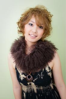フェミニンキュート unpeu hair 桂店のヘアスタイル