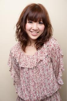 甘ふわガーリー|unpeu hair 桂店のヘアスタイル