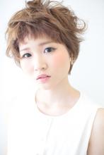 シュガーショート|unpeu hair 六地蔵店のヘアスタイル