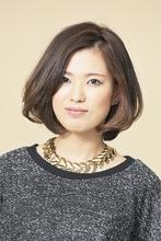 ナチュラルボブ|unpeu hair 六地蔵店のヘアスタイル