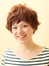 フェミニンショート|unpeu hair 西京極店のヘアスタイル
