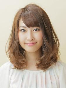 カジュフェミで可愛く♪|unpeu hair 西京極店のヘアスタイル