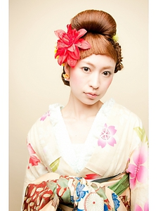 花|unpeu hair 西京極店のヘアスタイル