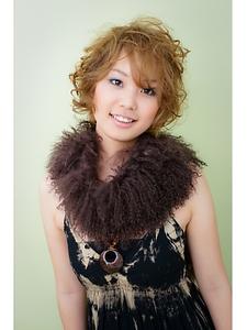 フェミニンキュート|unpeu hair 西京極店のヘアスタイル