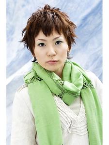 カジュアルキュート|unpeu hair 西京極店のヘアスタイル