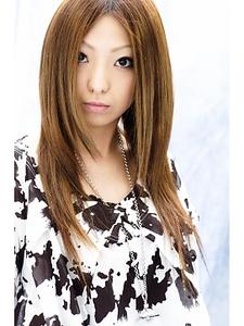 かわモテストレート|unpeu hair 西京極店のヘアスタイル