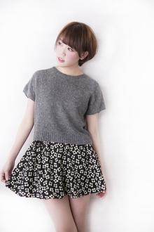 洗練+かわいい 耳かけショートボブ|Hayato Tokyoのヘアスタイル
