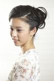 大人かわいいアップスタイル!!|Hayato Tokyoのヘアスタイル