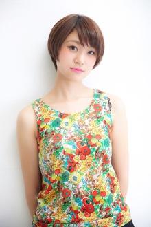 小顔フィットショートボブ|Hayato Tokyoのヘアスタイル
