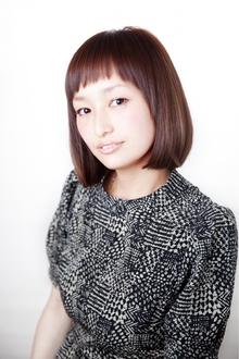 ショートバングボブ|Hayato Tokyoのヘアスタイル
