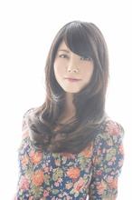 ヌーディ—カラ—×大人かわいいフェミニンロング|Hayato Tokyo KOKI のヘアスタイル