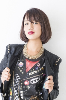 大人可愛いNew York girls BOB|Hayato Tokyoのヘアスタイル