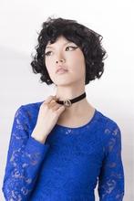 パンキッシュカーリー|Hayato Tokyo KOKI のヘアスタイル
