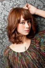 透明感たっぷりスイートミディ|Hayato Tokyo Taichi のヘアスタイル
