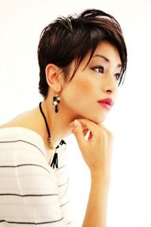 洗練された媚びないクールビューティー|Hayato Tokyoのヘアスタイル