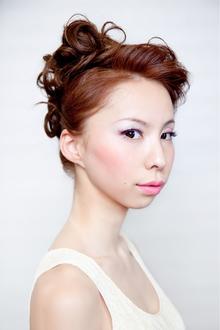 パーティーアレンジヘア|Hayato Tokyoのヘアスタイル