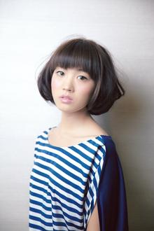 クールボブ|Hayato Tokyoのヘアスタイル
