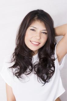 軽やかカールロング|Hayato Tokyoのヘアスタイル