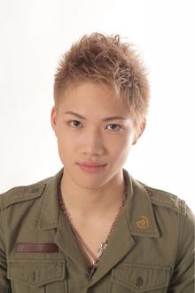ソフトモヒカン|Hayato Tokyoのヘアスタイル