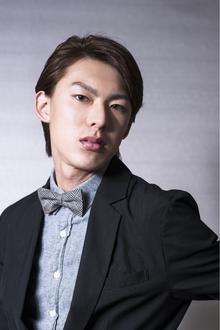 メンズパーティースタイル!|Hayato Tokyoのヘアスタイル