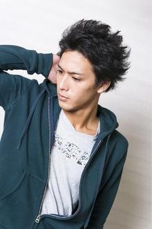 カジュアルソフト2ブロック|Hayato Tokyoのヘアスタイル