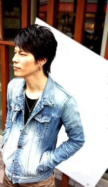 アシメ+ストレート T's gallery - for men's -のヘアスタイル